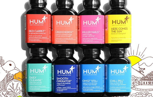 There are over 25 varieties of vitamins for every beauty problem. (Photo: Hum Nutrition)