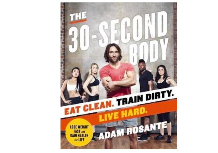 30 Second Body Book