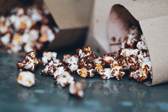 healthier popcorns to munch on during the Oscars