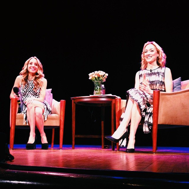 Kris Carr and Gabby Bernstein