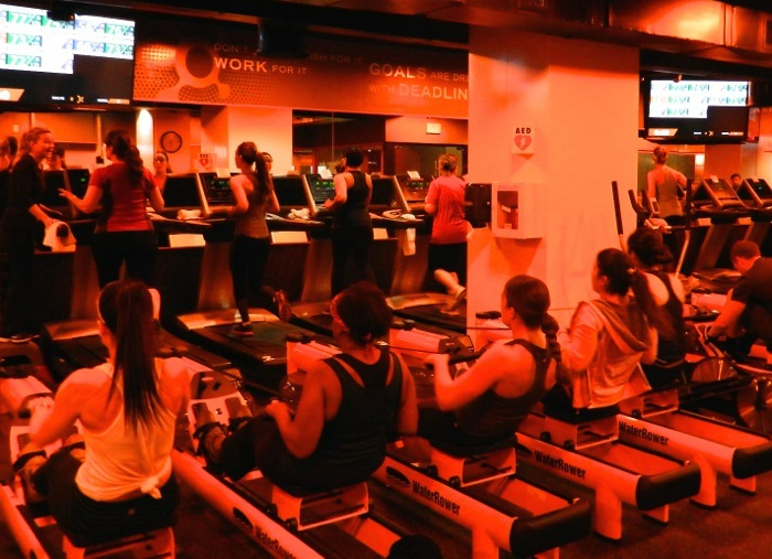 Orangetheory Brings Its Focus On Afterburn To Nyc Well Good