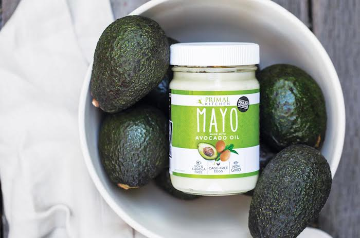 healthier Paleo Mayo with avocado oil, non-GMO