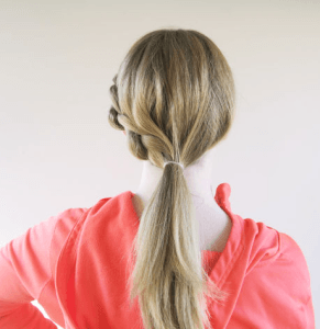 3 quick-and-cute hairstyles you can wear to the gym