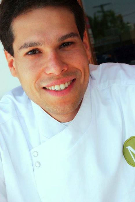 Chef Lee Gross of M Cafe. (Photo: M Cafe)