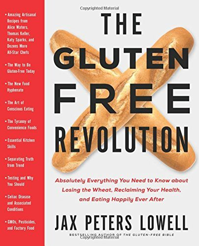 The gluten free revolution book