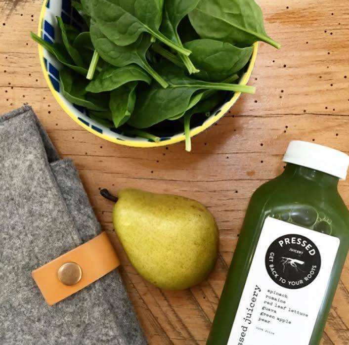 Pressed Juicery has a fridge in Conde Nast and Equinox Brookfield Place