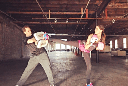 Class Action: RumbleFit is Soho's new indie kickboxing workout
