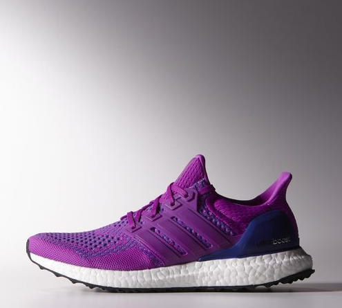 Adidas Ultra Boost in pink