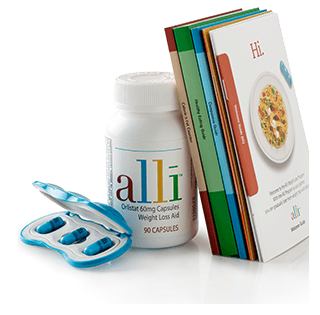 alli weight loss 2