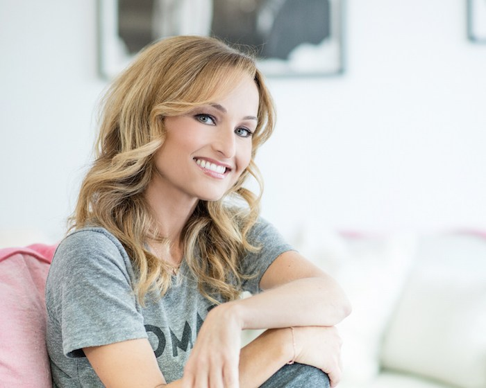 healthy italian eating Giada De Laurentiis