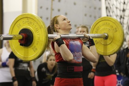 Inside the badass world of female Strongman competitors