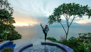 The beachy, communal yoga retreat that feels like a music festival