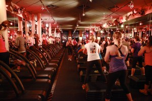 The newest addition to Coachella's line-up? Barry's Bootcamp