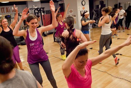 20 NYC boutique studios will give your workout dollars to charity this month