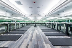 Flywheel Flatiron's facelift will make your post-class clean-up much easier