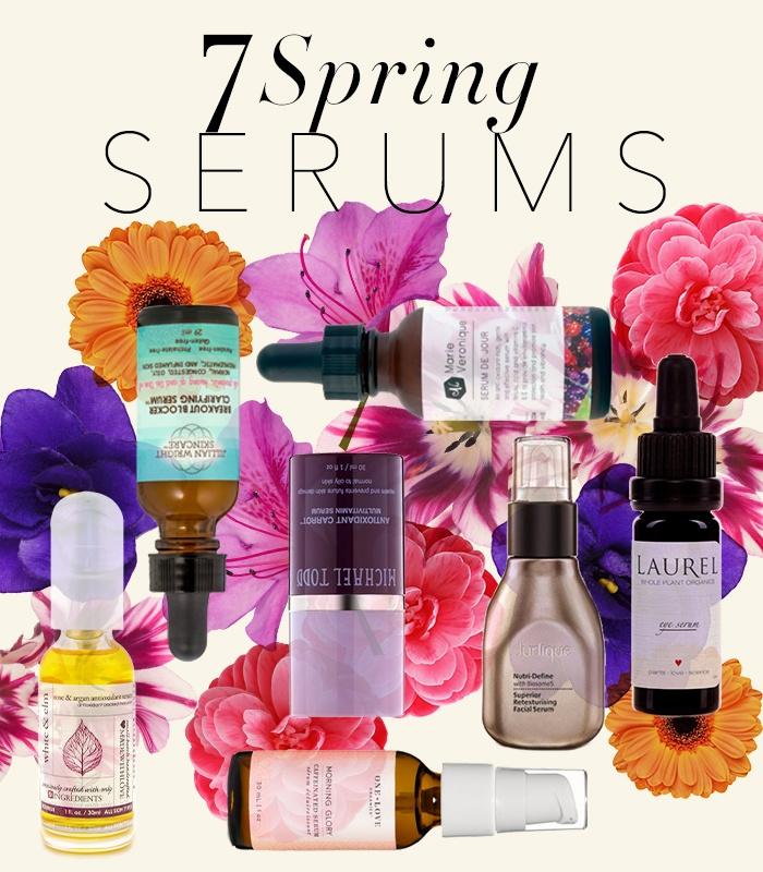 spring serums opener