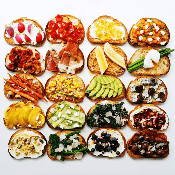 5 Healthy Toast Recipes