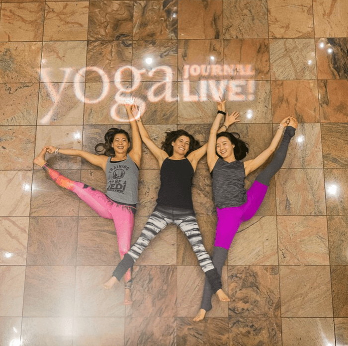yoga journal conference 5