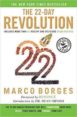 22 day revolution diet book