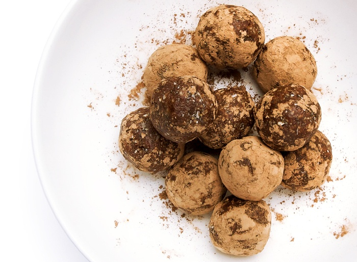 Recipe: Cacao Balls