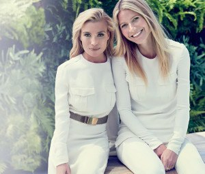 Gwyneth Paltrow and Tracy Anderson launch an organic food line