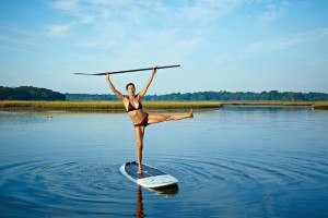 5 tips to stand-up paddle like a pro this summer