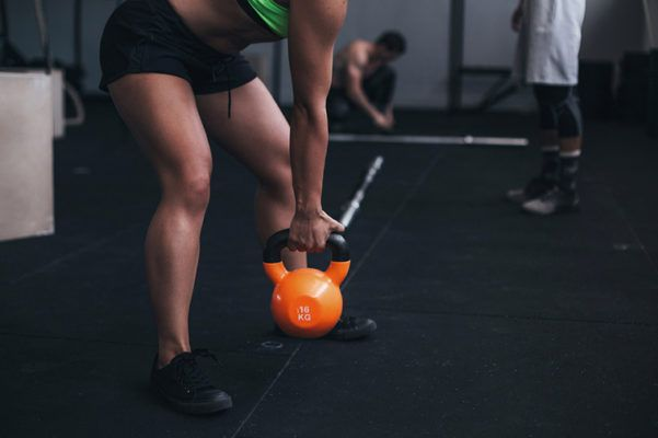 5 kettlebell moves for a seriously strong core
