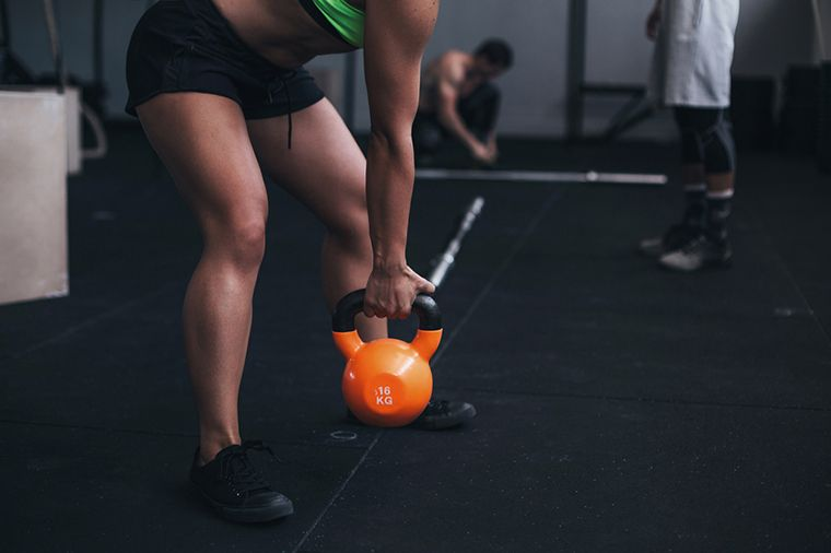 Thumbnail for 5 kettlebell moves for a seriously strong core