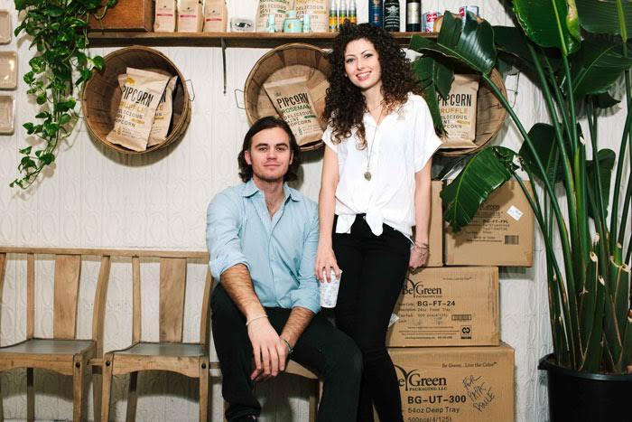 Ben and Elisa