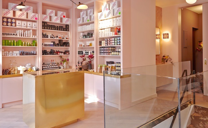 best spas in NYC