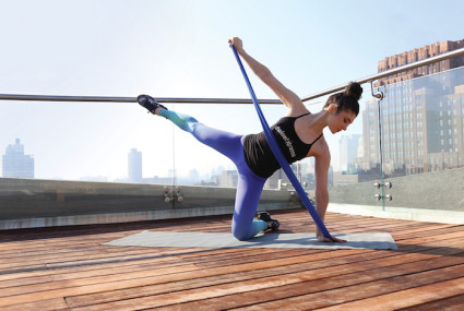 ChaiseFitness launches rooftop summer classes at The James Hotel