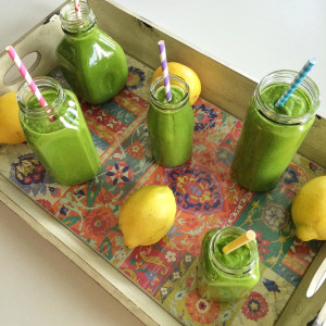 My Favorite Green Juice Recipe: Gina Ragnone (AKA Granola Bitch)