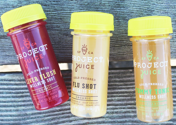 Cold Pressed Juice >> California juice company Project Juice launches wellness ...