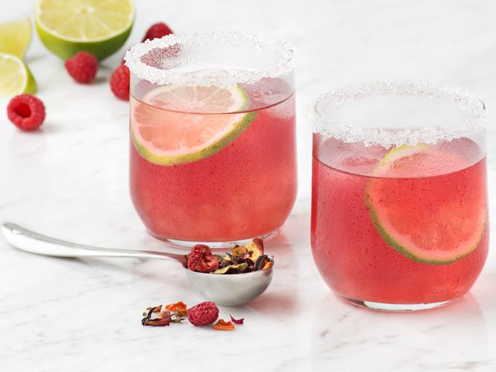 davidstea raspberry mojirita