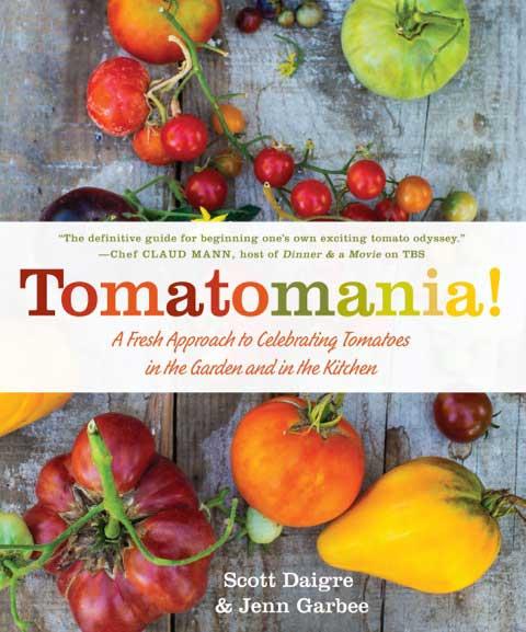 Tomatomania Cover