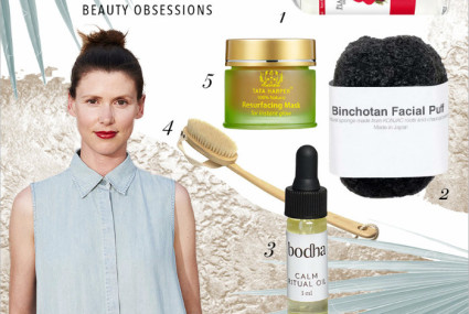My Five Beauty Obsessions: Emily L'Ami