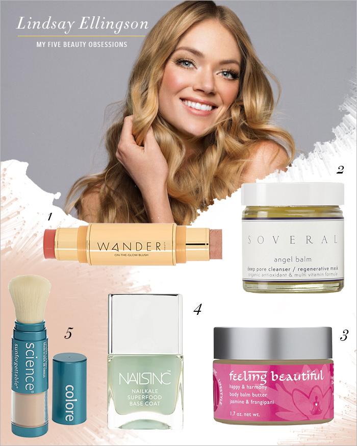 Beauty Obsessions: : Lindsay Ellingson