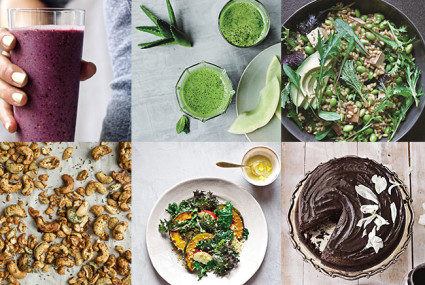 Recipes for a perfect day of clean eating, from breakfast to dessert