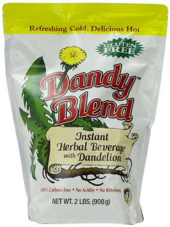 dandyblend herbal caffeine-free coffee