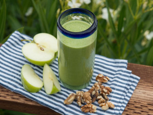 My Favorite Green Juice Recipe: Sarah Lefkowitz
