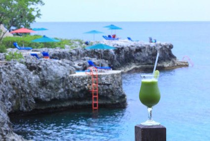 Recipe: The green juice that was made for hot summer days