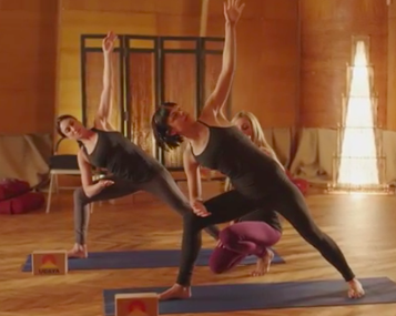 The therapeutic yoga poses your hips are craving