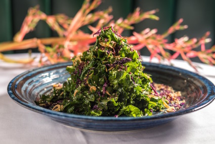 Recipe: Indochine's Asian Kale Salad