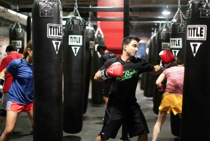 Class Action: The boxing class that feels like a boot camp