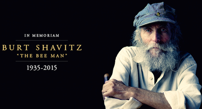 Burt's Bees founder dies