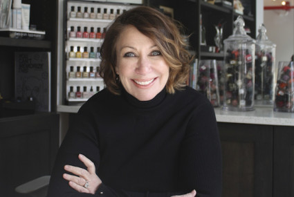 My Five Beauty Obsessions: Deborah Lippmann, non-toxic nail pioneer