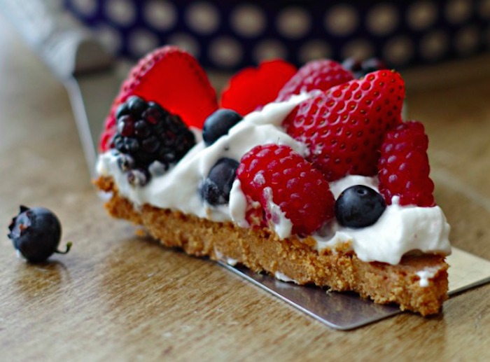 fruit pie slice