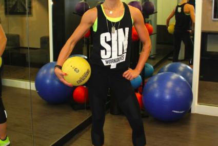 My Workout Playlist: SIN Workout's Vanessa Martin