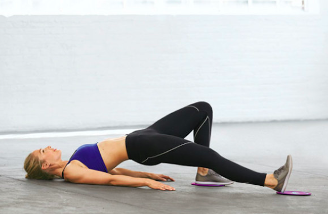 supercharged sculpting moves