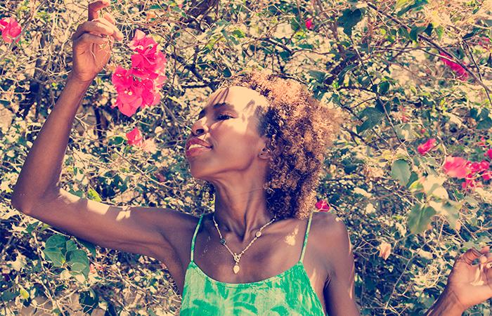 Happiness aromatherapy